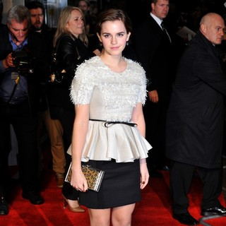 Emma Watson in My Week with Marilyn UK Premiere - Arrivals