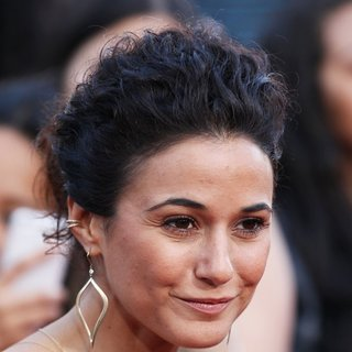 Emmanuelle Chriqui in Premiere of Columbia Pictures' 22 Jump Street