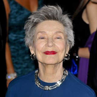 Emmanuelle Riva in The 85th Annual Oscars - Red Carpet Arrivals