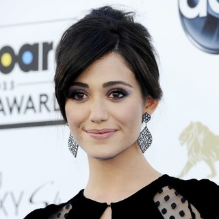 Emmy Rossum in 2013 Billboard Music Awards - Arrivals