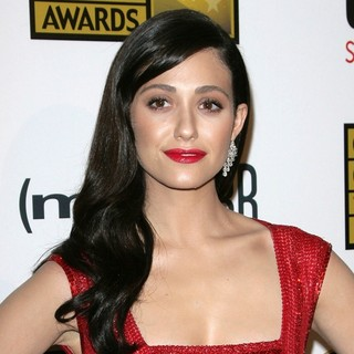Emmy Rossum in Broadcast Television Journalists Association's 3rd Annual Critics' Choice Television Awards