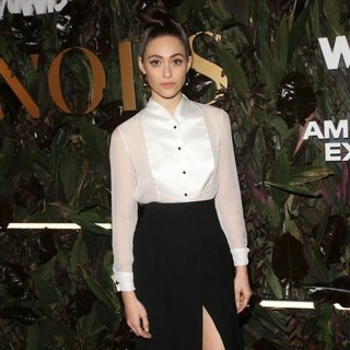 Emmy Rossum in 4th Annual WWD Honors