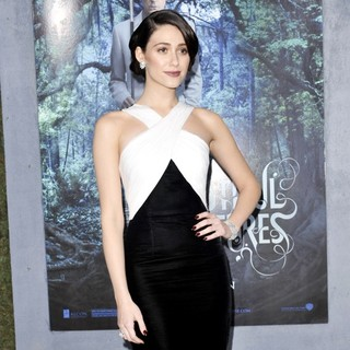 Emmy Rossum in Beautiful Creatures Los Angeles Premiere