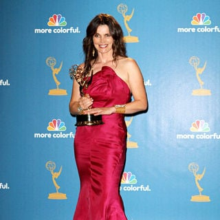 Julia Ormond in The 62nd Annual Primetime Emmy Awards - Press Room