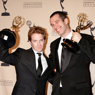 2010 Creative Arts Emmy Awards - Press Room