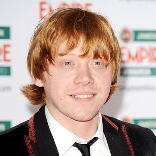 Rupert Grint in The Empire Film Awards 2010