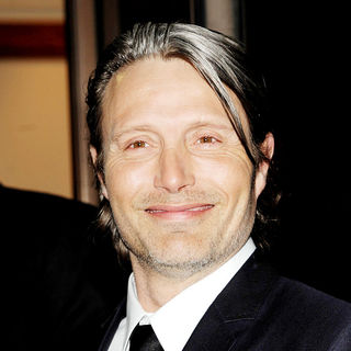 Mads Mikkelsen in The Empire Film Awards 2010