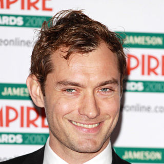 Jude Law in The Empire Film Awards 2010