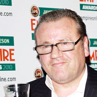 Ray Winstone in The Empire Film Awards 2010 - Press Room