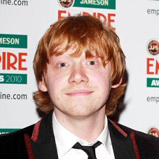 Rupert Grint in The Empire Film Awards 2010 - Press Room