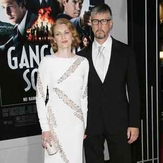Mireille Enos, Alan Ruck in The Los Angeles World Premiere of Gangster Squad - Arrivals