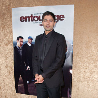 Los Angeles Premiere of The HBO Original Series 'Entourage' - Arrivals