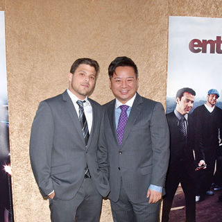Jerry Ferrara, Rex Lee in Los Angeles Premiere of The HBO Original Series 'Entourage' - Arrivals
