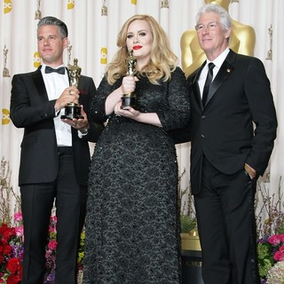 Adele - The 85th Annual Oscars - Press Room
