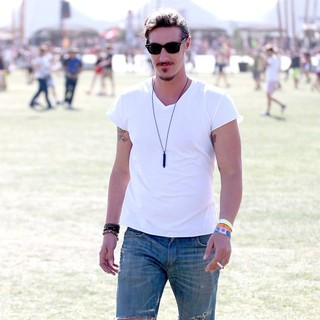 Eric Balfour in The 2013 Coachella Valley Music and Arts Festival - Week 1 Day 3