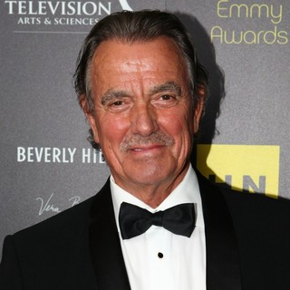 Eric Braeden in 39th Daytime Emmy Awards - Press Room