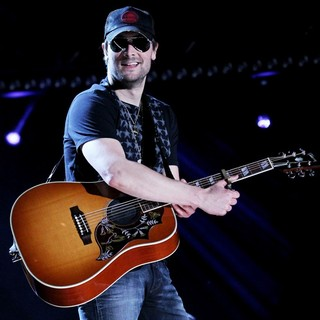 Eric Church in 2012 CMA Music Festival Nightly Concerts - Day 3