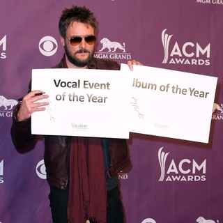 Eric Church in 48th Annual ACM Awards - Press Room - eric-church-48th-annual-acm-awards-press-room-01