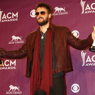 Eric Church in 48th Annual ACM Awards - Press Room - eric-church-48th-annual-acm-awards-press-room-04