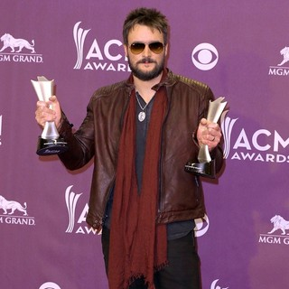Eric Church in 48th Annual ACM Awards - Press Room - eric-church-48th-annual-acm-awards-press-room-05