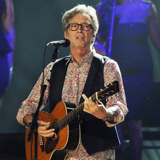 Eric Clapton Performs on His 68th Birthday at Hard Rock Live! - eric-clapton-performs-on-68th-birthday-04