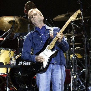 Eric Clapton - Eric Clapton Performs at The SSE Hydro within The Scottish Exhibition and Conference Centre