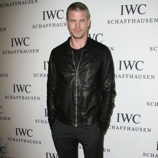 Eric Dane in IWC Schaffhausen Presents Peter Lindbergh's A Night in Portofino