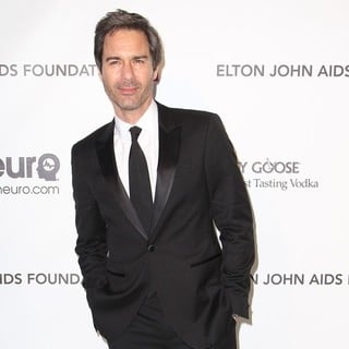 Eric McCormack in 21st Annual Elton John AIDS Foundation's Oscar Viewing Party
