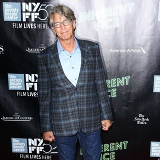 Eric Roberts in 52nd New York Film Festival - Inherent Vice - Premiere - Red Carpet Arrivals