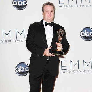 Eric Stonestreet in 64th Annual Primetime Emmy Awards - Press Room