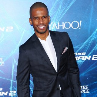 Eric West in New York Premiere of The Amazing Spider-Man 2 - Red Carpet Arrivals