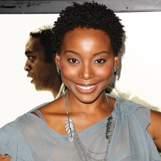 Erica Ash in Los Angeles Premiere of 12 Years a Slave