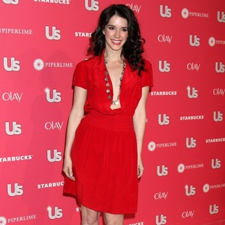 Erica Dasher in 2011 US Weekly Hot Hollywood Style Event