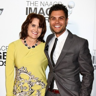 Erik Valdez in The 44th NAACP Image Awards