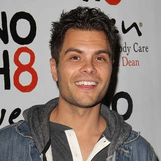 Erik Valdez in NOH8 Celebrity Studded 4th Anniversary Party - Arrivals