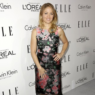 Erika Christensen in ELLE 20th Annual Women in Hollywood Celebration
