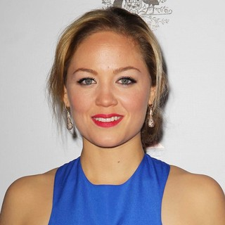 Erika Christensen in G'Day USA 2013 Black Tie Gala - Arrivals - erika-christensen-g-day-usa-2013-black-tie-gala-01