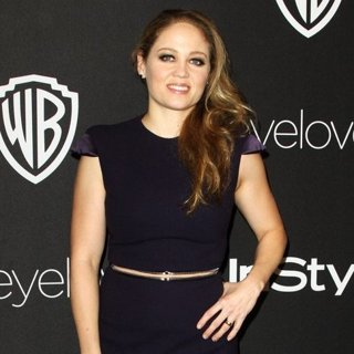 Erika Christensen in InStyle and Warner Bros. Pictures Golden Globes After Party 2017 - Arrivals