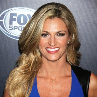 Erin Andrews in 2013 Fox Sports Media Group Upfront After Party - Arrivals - erin-andrews-2013-fox-sports-media-group-upfront-after-party-01