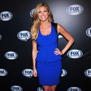 Erin Andrews in 2013 Fox Sports Media Group Upfront After Party - Arrivals - erin-andrews-2013-fox-sports-media-group-upfront-after-party-02