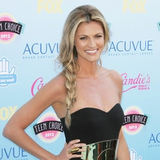 Erin Andrews in 2013 Teen Choice Awards
