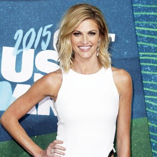 Erin Andrews in 2015 CMT Music Awards - Arrivals - erin-andrews-2015-cmt-music-awards-01