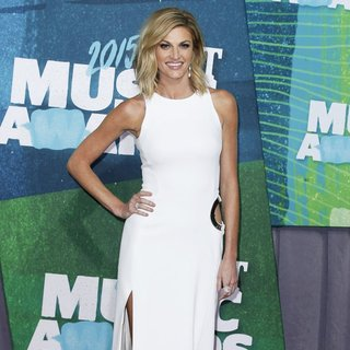 Erin Andrews in 2015 CMT Music Awards - Arrivals - erin-andrews-2015-cmt-music-awards-02