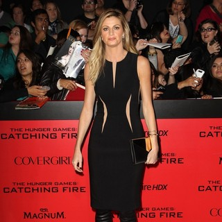 Erin Andrews in The Hunger Games: Catching Fire Premiere - erin-andrews-premiere-the-hunger-games-catching-fire-02