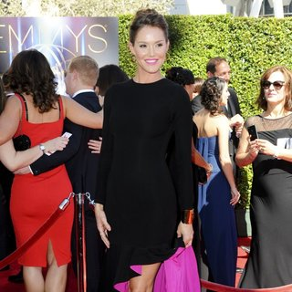 Erinn Hayes in 2014 Creative Arts Emmy Awards - Arrivals