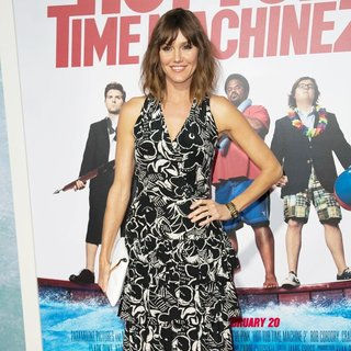 Erinn Hayes in Los Angeles Premiere of Hot Tub Time Machine 2 - Red Carpet Arrivals