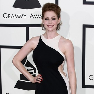 Esme Bianco in The 56th Annual GRAMMY Awards - Arrivals