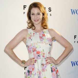 Esme Bianco in The World's End Hollywood Premiere