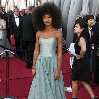 Esperanza Spalding in 84th Annual Academy Awards - Arrivals