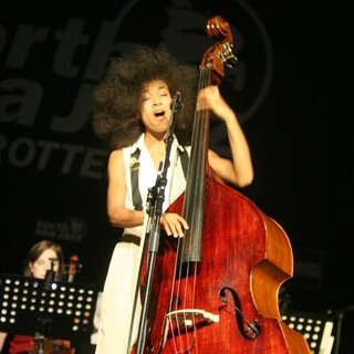 Esperanza Spalding in The North Sea Jazz Festival - Day 1
